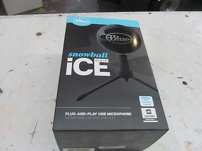 Blue Snowball - iCE USB Microphone ( LOT 7132)