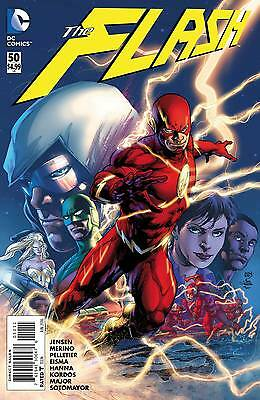 FLASH #50, New, First Print, DC Comics (2016)