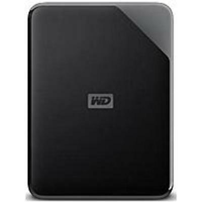 WD WDBEPK0010BBK-WESN Elements SE 1 TB USB 3.0 External Hard Drive - 5400 RPM -