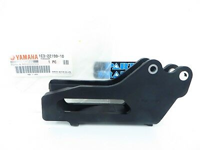 NOS Genuine Yamaha Chain Support Guide Block YZ125 YZ250 YZ250F YZ450F