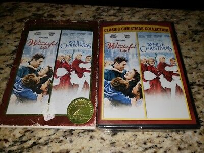 NEW - It's a Wonderful Life / White Christmas [Classic Christmas Collection]