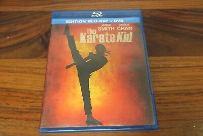 The Karate Kid Blu Ray + Dvd