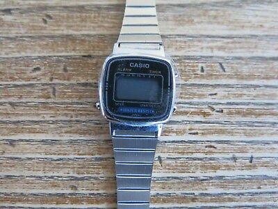 Casio LA670W ladies vintage watch