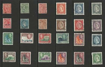 y7366 St Vincent / A Small Collection Early & Modern Used
