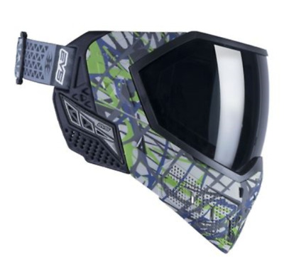 Paintball Thermal Maske Empire EVS Goggles LE Thornz - Thermal Ninja  selten !