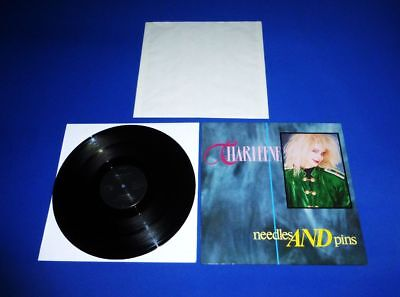 """Charleene - Needles And Pins  12"""" Maxi -> Top Rare + Mint Condition From 1988 ++"""