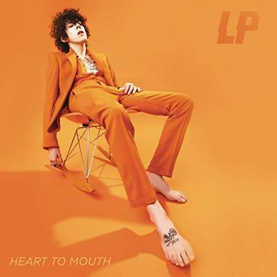 Lp - Heart To Mouth VINYL NEW