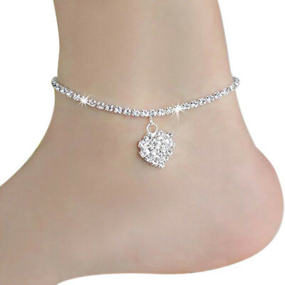 Anklet Chain  Jewelry Beach Section Anklets Beads Boho Foot Gothic