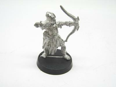 Lord Of The Rings Hobbit Middle-Earth Isengard Uruk-Hai Archer Metal (w371)