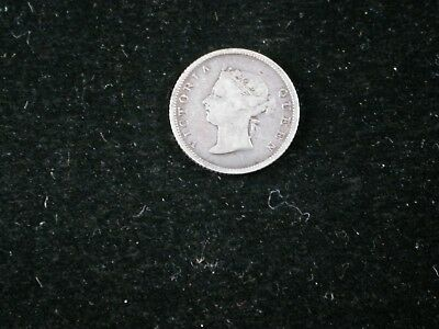 British Guiana and West Indies 1894 Silver 4 Pence