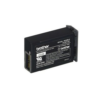 Brother 7.2V 1770mAh Rechargeable Li-Ion Battery For RJ-3050 PA-BT-001-B