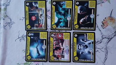 18x Doctor Who Monster Invasion Trading Cards - TV BBC Collectable - Lot 5