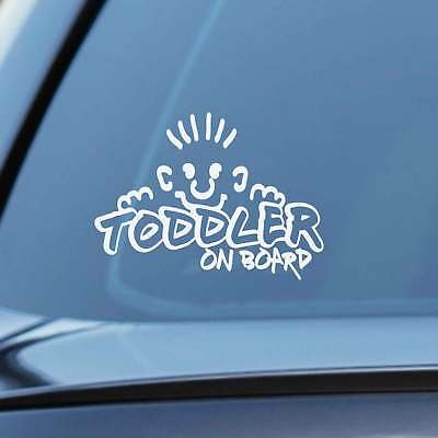 V01 Child Kids Decal Sign Gift Baby Car Window Sticker Sisters on Board
