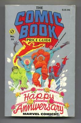 Overstreet Comic Book Price Guide #16 Softcover  {Randy's Comics}