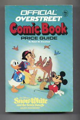 Overstreet Comic Book Price Guide #17 Softcover  {Randy's Comics}