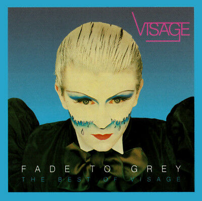 VISAGE - Fade to Grey, Best Of - 1993 12 Track CD