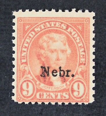 CKStamps: US Stamps Collection Scott#678 9c Mint NH OG