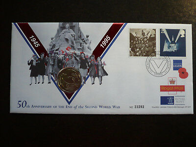 Postal History - Great Britain - PNC - VE Day - SG# 1198 & 1200