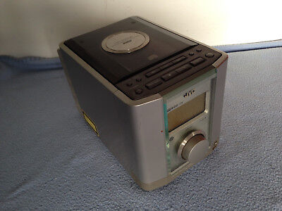 JVC CD Tuner Hifi Micro Component system ux -2000rgd