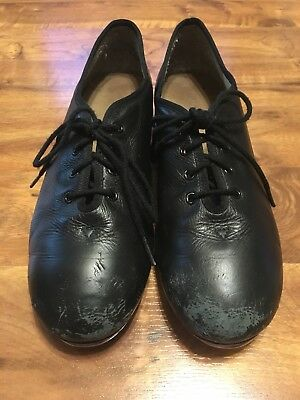 Capezio Tele-Tone Tap Shoes Women's size 9.5 (Pre-owned; Practically new)