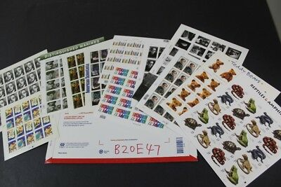 CKStamps : Lovely Mint NH US 37C Sheets Stamps Collection( Face Value $88.50