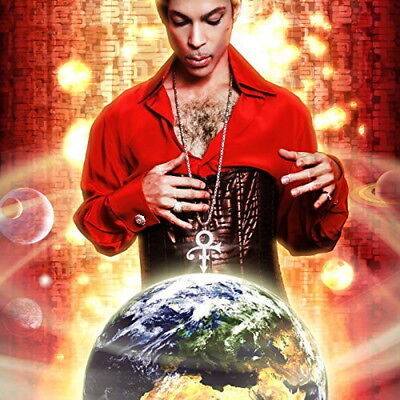 PRINCE-PLANET EARTH-JAPAN DIGIPAK BLU-SPEC CD2 Ltd/Ed F56
