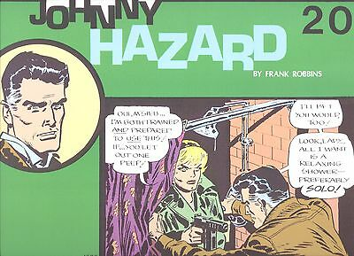 Johnny Hazard 4 Books Of Sundays, May 12/1974 To Jan 16 1977, Color  Pcc Edition