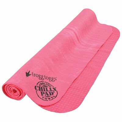 Frogg Toggs The Original Chilly Pad Cooling Towel Hot Pink
