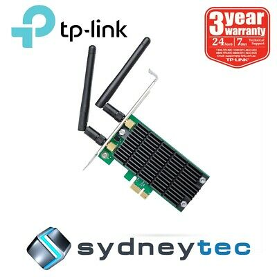 New TP-Link  Archer T4E AC1200 Wireless Dual Band PCI Express Adapter