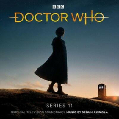 Doctor Who Series 11, 0738572159023