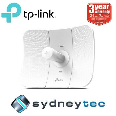 New TP-Link CPE610 5GHz 300Mbps 23dBi Outdoor CPE Access Point