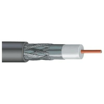 Vextra(R) V66B GRAY DISH(R)-Approved Single RG6 Cable, 1,000ft (Gray)