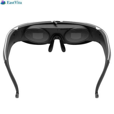 """acekool K600 Smart Android Video Glasses WiFi Glasses 80"""" Virtual Touch Screen P"""