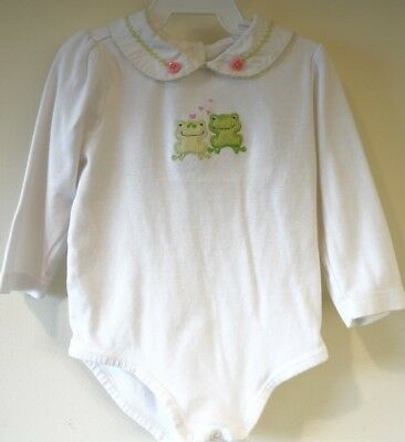 Gymboree Puddle Jumping One Piece Top Girl's Size 18-24 Month