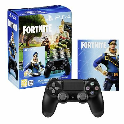 Gamepad Sony Playstation 4 Controller V2 wireless black Fortnite Outfit