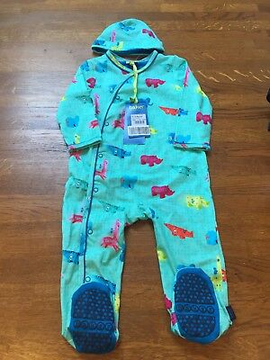 9-12 Months Boys Baby Ted Baker Sleepsuit