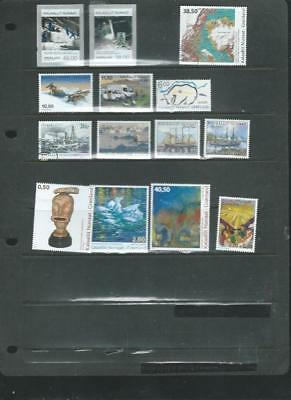 Greenland Lot 1 (MNH) sets and used Face DKK 156 ($35) lovely!!(164)