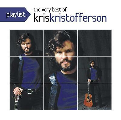 Kris Kristofferson - The Very Best Of NEW SEALED CD Greatest Hits Country Music.
