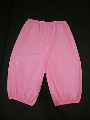 Ultra Soft Pvc Sauna Radler Shorts & Hoher Bund High Sweat Pants  Xs S M L