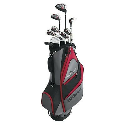 Wilson Mens Profile XD Golf Complete Set - Right Hand Tall