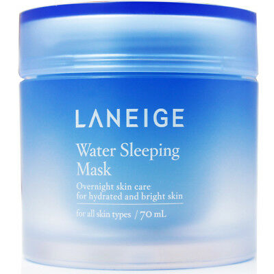 Skin Care Health & Beauty Laneige Water Sleeping Mask Moisture Pack 15ml Sealed New .5oz Mailed Usps Buy One Get One Free