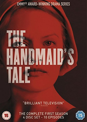 Handmaids Tale The Season 1 Dvd New