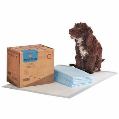 Dog Puppy Cat Pet Toilet Training Pads 50 X-Large 60 X 90Cm Trainer Indoor Home