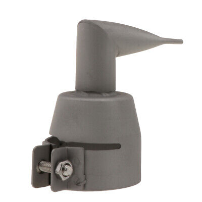 Flat hot air welding nozzle tip with 90 Angle for Hot Air Welder