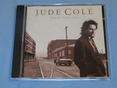 JUDE COLE Start The Car (CD 1992)