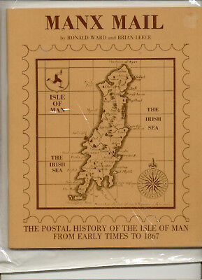 Isle of Man Book, Manx Mail, First Edition