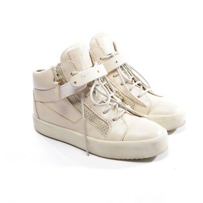 Giuseppe Zanotti Baskets Montantes Taille D 37 Beige Chaussures Femmes