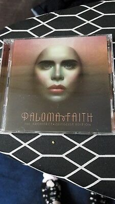 Paloma Faith The Architect Zeitgeist Edition 2 Cds *