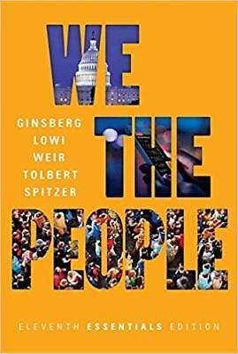 [PDF] [Instant] [via eMail] We the People by Caroline J. Tolbert - 11th edition