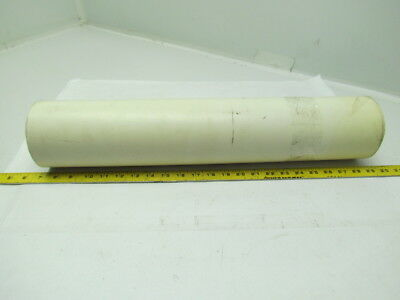 "2 Ply White Conveyor Belt 22"" Wide 8Ft Long 0.070"" Thick"